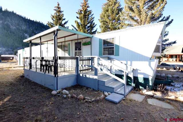 130 County Road 742 Unit 31, Almont, CO 81210 (MLS #764411) :: The Dawn Howe Group   Keller Williams Colorado West Realty