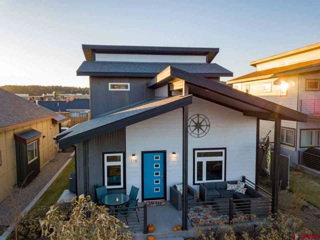 178 Pioneer Avenue, Durango, CO 81301 (MLS #764443) :: Durango Mountain Realty