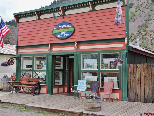 325 Silver Street, Lake City, CO 81235 (MLS #764456) :: The Dawn Howe Group   Keller Williams Colorado West Realty