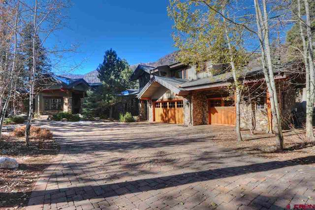 376 Glacier Cliff Drive, Durango, CO 81301 (MLS #764459) :: The Dawn Howe Group | Keller Williams Colorado West Realty