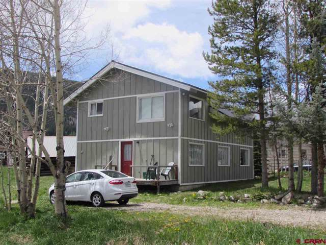 624-628-630 Maroon Avenue, Crested Butte, CO 81224 (MLS #764491) :: The Dawn Howe Group | Keller Williams Colorado West Realty