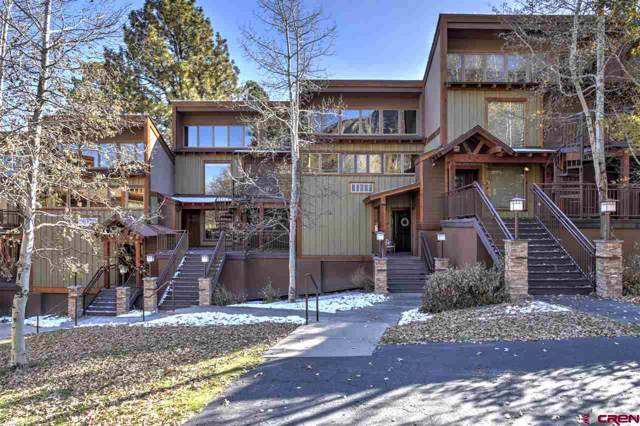 365 S Tamarron Drive #757, Durango, CO 81301 (MLS #764498) :: Durango Mountain Realty