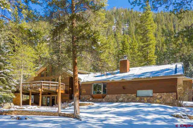 944 County Road 744, Almont, CO 81210 (MLS #764508) :: The Dawn Howe Group | Keller Williams Colorado West Realty
