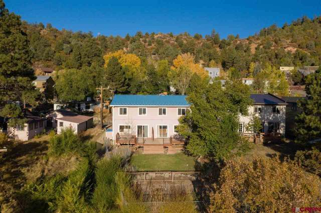 3214 and 3216 W 4th Avenue, Durango, CO 81301 (MLS #764560) :: Durango Mountain Realty