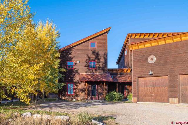 87 Endner Place North, Crested Butte, CO 81224 (MLS #764585) :: The Dawn Howe Group | Keller Williams Colorado West Realty