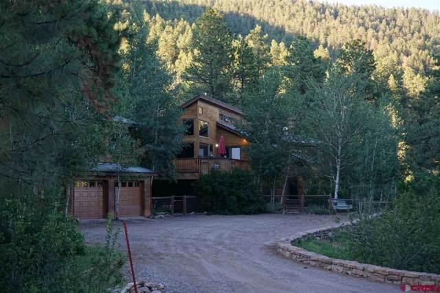 220 Sunrise Lane, Durango, CO 81301 (MLS #764594) :: Durango Mountain Realty