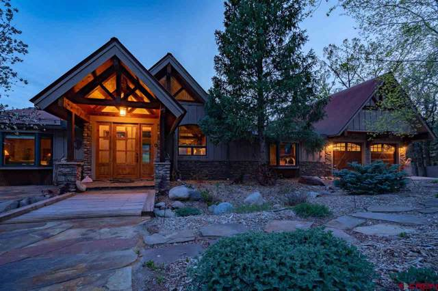 2755 Cr 250, Durango, CO 81301 (MLS #764620) :: The Dawn Howe Group | Keller Williams Colorado West Realty