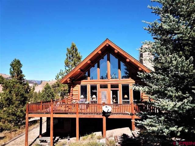 5900 Lake Fork Drive, Lake City, CO 81235 (MLS #764623) :: The Dawn Howe Group   Keller Williams Colorado West Realty