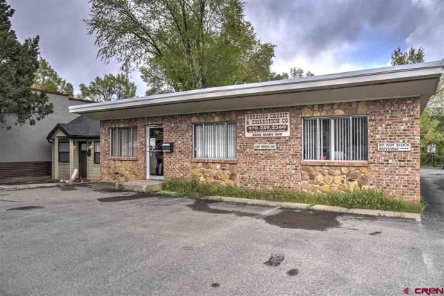 3046 and 3050 N Main Avenue, Durango, CO 81301 (MLS #764633) :: The Dawn Howe Group | Keller Williams Colorado West Realty