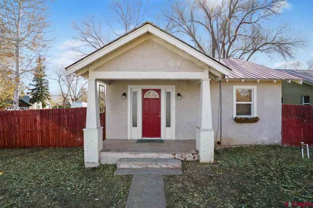 245 E Montezuma Avenue, Cortez, CO 81321 (MLS #764647) :: The Dawn Howe Group | Keller Williams Colorado West Realty