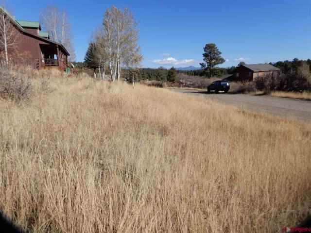 36 Caballero Drive, Pagosa Springs, CO 81147 (MLS #764651) :: The Dawn Howe Group | Keller Williams Colorado West Realty