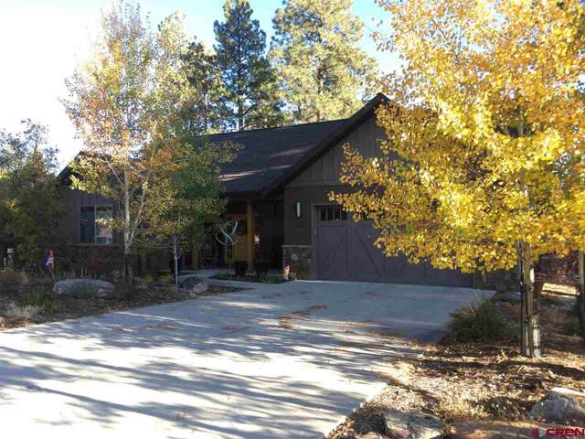 25 Needle Creek Court, Durango, CO 81301 (MLS #764667) :: Durango Mountain Realty