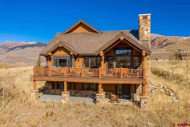 4 Appaloosa Road, Mt. Crested Butte, CO 81225 (MLS #764668) :: The Dawn Howe Group | Keller Williams Colorado West Realty