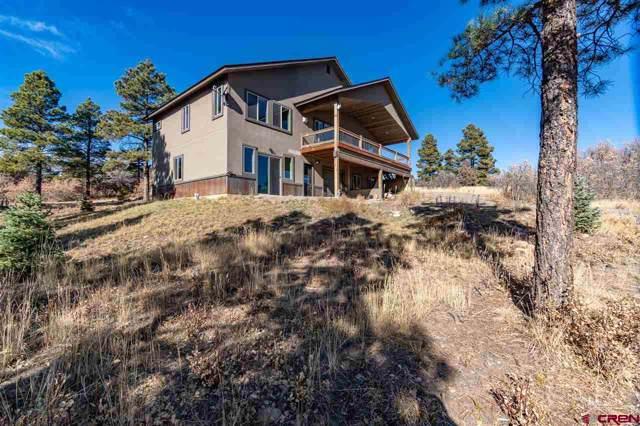 2419 N Pagosa Boulevard, Pagosa Springs, CO 81147 (MLS #764672) :: The Dawn Howe Group | Keller Williams Colorado West Realty