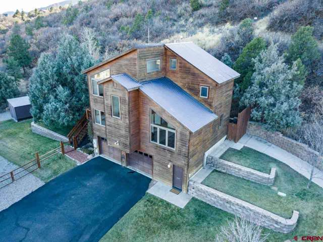780 Hidden Valley Circle, Durango, CO 81301 (MLS #764679) :: Durango Mountain Realty