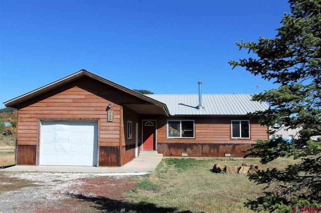 115 Foothill Place, Pagosa Springs, CO 81147 (MLS #764685) :: The Dawn Howe Group | Keller Williams Colorado West Realty