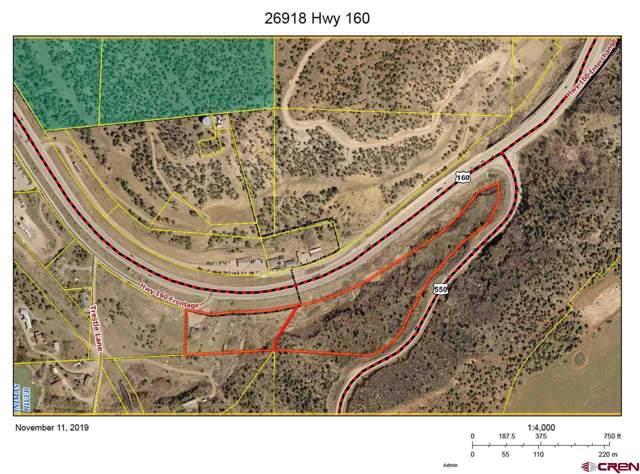 26918 Us Hwy 160, Durango, CO 81301 (MLS #764688) :: Durango Mountain Realty