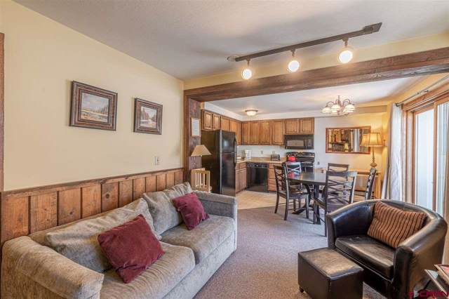 701 Gothic Road #238, Mt. Crested Butte, CO 81225 (MLS #764757) :: The Dawn Howe Group | Keller Williams Colorado West Realty
