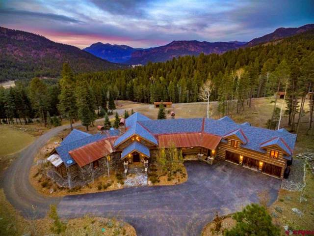 973 Wolf Creek Place, Pagosa Springs, CO 81147 (MLS #764759) :: The Dawn Howe Group | Keller Williams Colorado West Realty