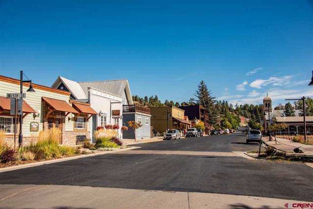 480 Lewis Street, Pagosa Springs, CO 81147 (MLS #764766) :: The Dawn Howe Group | Keller Williams Colorado West Realty