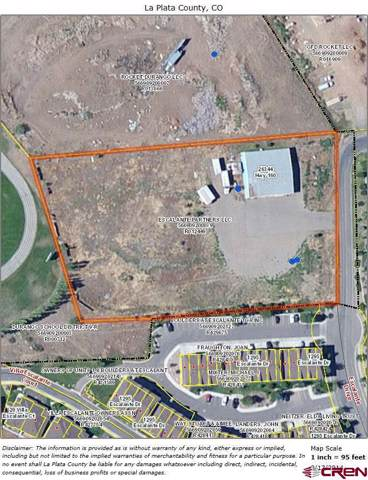 26344 S Us Hwy 160, Durango, CO 81303 (MLS #764775) :: The Dawn Howe Group | Keller Williams Colorado West Realty