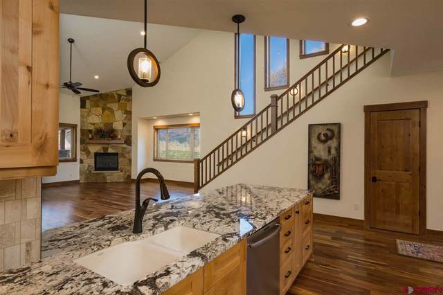 332 Trimble Crossing Drive, Durango, CO 81301 (MLS #764788) :: The Dawn Howe Group | Keller Williams Colorado West Realty
