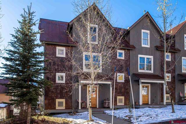 107 Big Sky Drive #1, Mt. Crested Butte, CO 81225 (MLS #764807) :: The Dawn Howe Group | Keller Williams Colorado West Realty