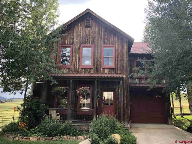 106 Horseshoe Drive, Mt. Crested Butte, CO 81225 (MLS #764820) :: The Dawn Howe Group | Keller Williams Colorado West Realty