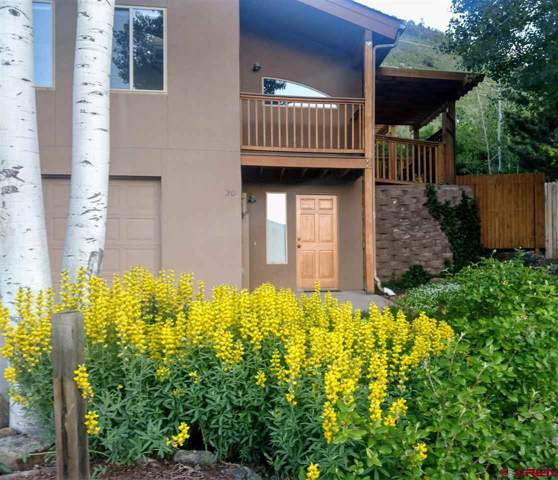 20 Coalbank Drive A, Durango, CO 81301 (MLS #764855) :: The Dawn Howe Group | Keller Williams Colorado West Realty