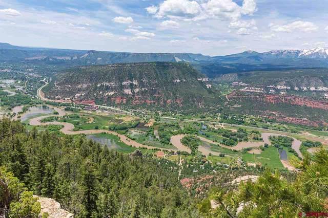 LOT 10 Durango Cliffs Drive, Durango, CO 81301 (MLS #764873) :: The Dawn Howe Group | Keller Williams Colorado West Realty