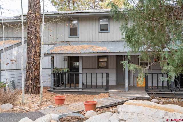 13492 Cr 250 2B, Durango, CO 81301 (MLS #764884) :: Durango Mountain Realty
