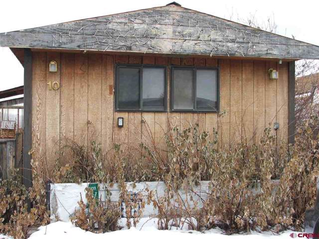 10 Ridge Lane, Gunnison, CO 81230 (MLS #764969) :: The Dawn Howe Group | Keller Williams Colorado West Realty