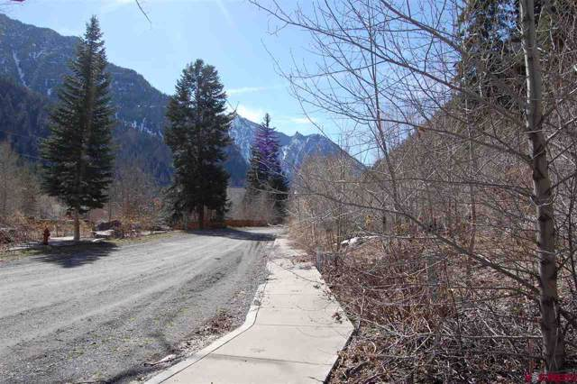 TBD Hinkson Terrace, Ouray, CO 81427 (MLS #764985) :: The Dawn Howe Group   Keller Williams Colorado West Realty