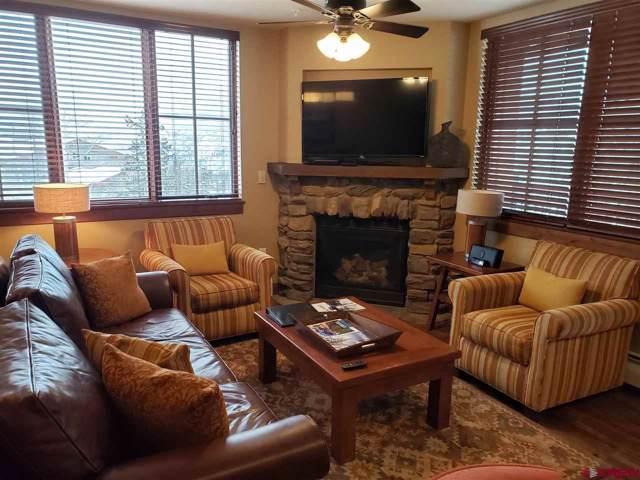 24 Sheol Street #301 G, Durango, CO 81301 (MLS #764988) :: Durango Mountain Realty