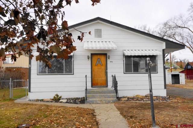 264 Hotchkiss Avenue, Hotchkiss, CO 81419 (MLS #765010) :: The Dawn Howe Group | Keller Williams Colorado West Realty