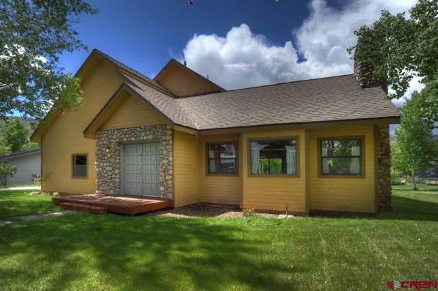 61 Stevens Creek Lane, Durango, CO 81301 (MLS #765012) :: Durango Mountain Realty