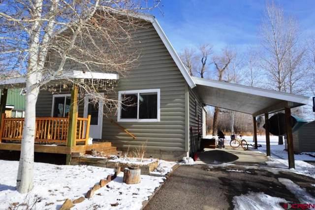 105 Wildrose Lane, Gunnison, CO 81230 (MLS #765028) :: The Dawn Howe Group | Keller Williams Colorado West Realty