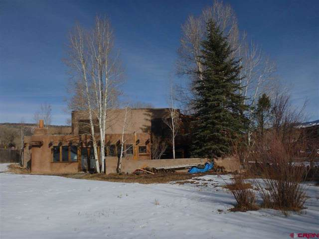 251 Liddell Drive, Ridgway, CO 81432 (MLS #765058) :: The Dawn Howe Group   Keller Williams Colorado West Realty