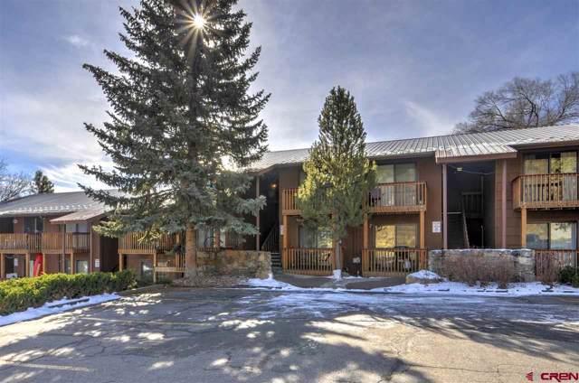 300 32nd Street #105, Durango, CO 81301 (MLS #765088) :: Durango Mountain Realty