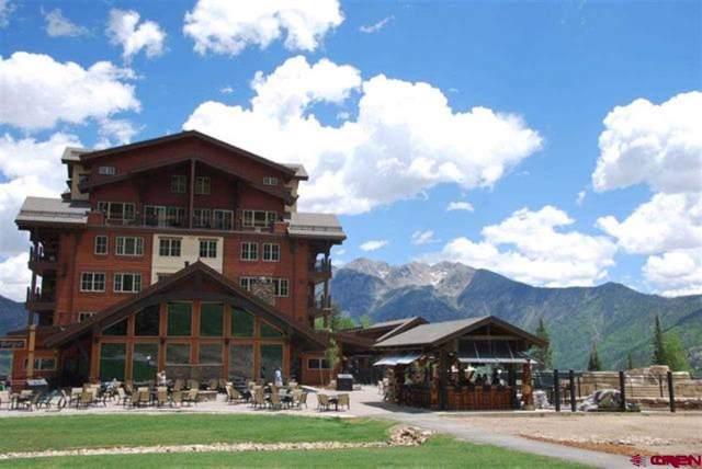 24 Sheol Street #102, Durango, CO 81301 (MLS #765119) :: Durango Mountain Realty