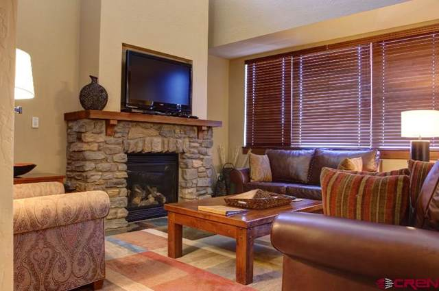 24 Sheol Street #502, Durango, CO 81301 (MLS #765127) :: Durango Mountain Realty