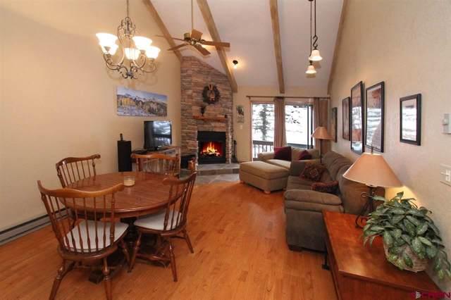 50827 Highway 550 #322, Durango, CO 81301 (MLS #765242) :: The Dawn Howe Group   Keller Williams Colorado West Realty