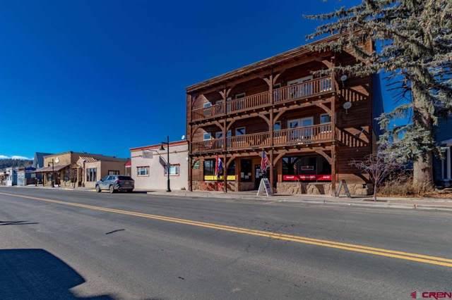 450 Lewis, Pagosa Springs, CO 81147 (MLS #765274) :: The Dawn Howe Group | Keller Williams Colorado West Realty