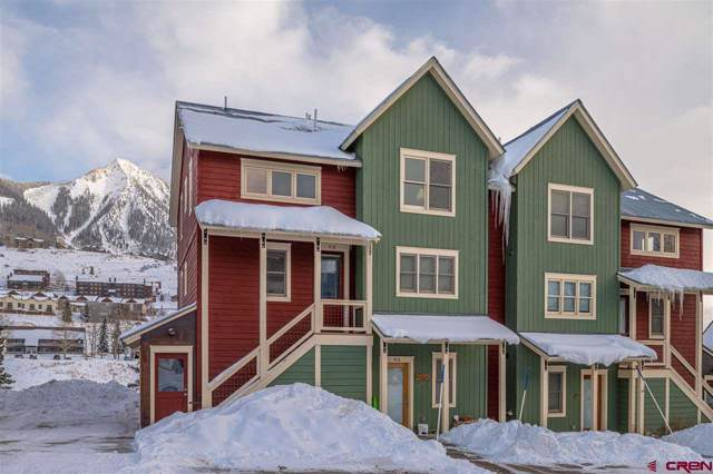 418 Horseshoe Drive, Mt. Crested Butte, CO 81225 (MLS #765287) :: The Dawn Howe Group | Keller Williams Colorado West Realty