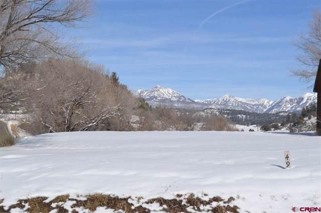 496 Loma Street, Pagosa Springs, CO 81147 (MLS #765337) :: The Dawn Howe Group | Keller Williams Colorado West Realty