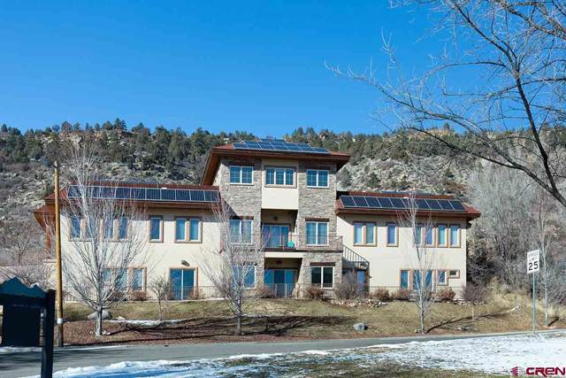 3710 Main Avenue #301, Durango, CO 81301 (MLS #765368) :: Durango Mountain Realty