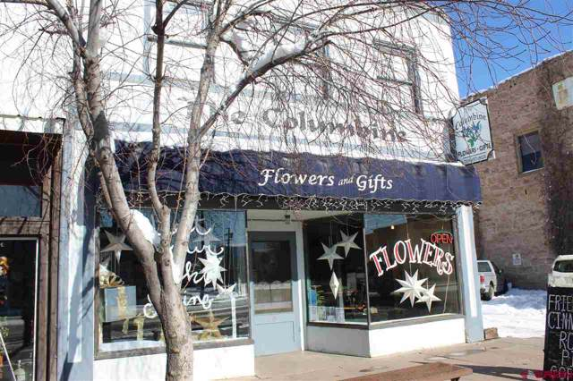 540 Grand, Del Norte, CO 81132 (MLS #765369) :: The Dawn Howe Group   Keller Williams Colorado West Realty