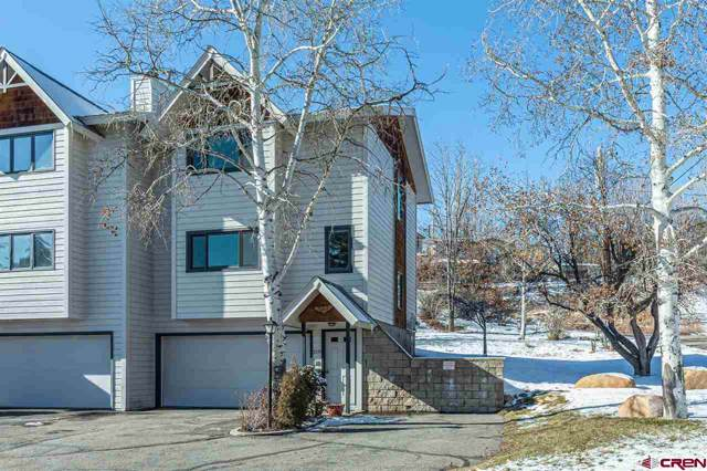 2159 W 3rd Avenue #5, Durango, CO 81301 (MLS #765380) :: Durango Mountain Realty