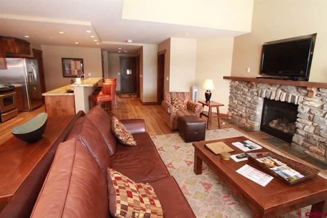 24 Sheol #506, Durango, CO 81301 (MLS #765446) :: Durango Mountain Realty