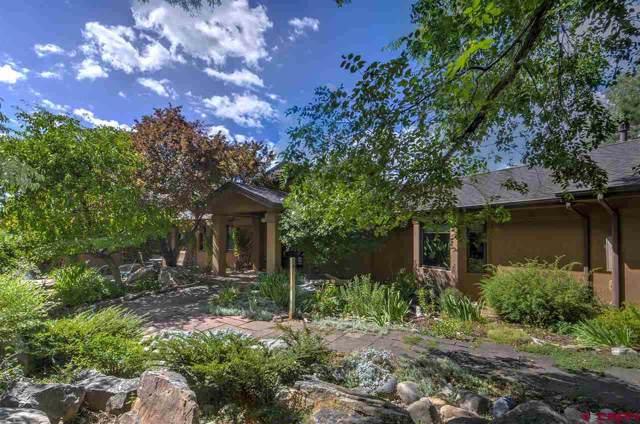 36 Lewis Mountain, Durango, CO 81301 (MLS #765453) :: Durango Mountain Realty